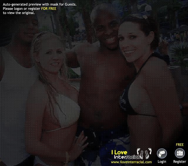 i love interracial groupies